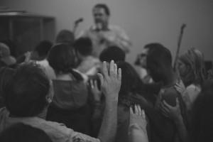 Pray and Worship at the Door