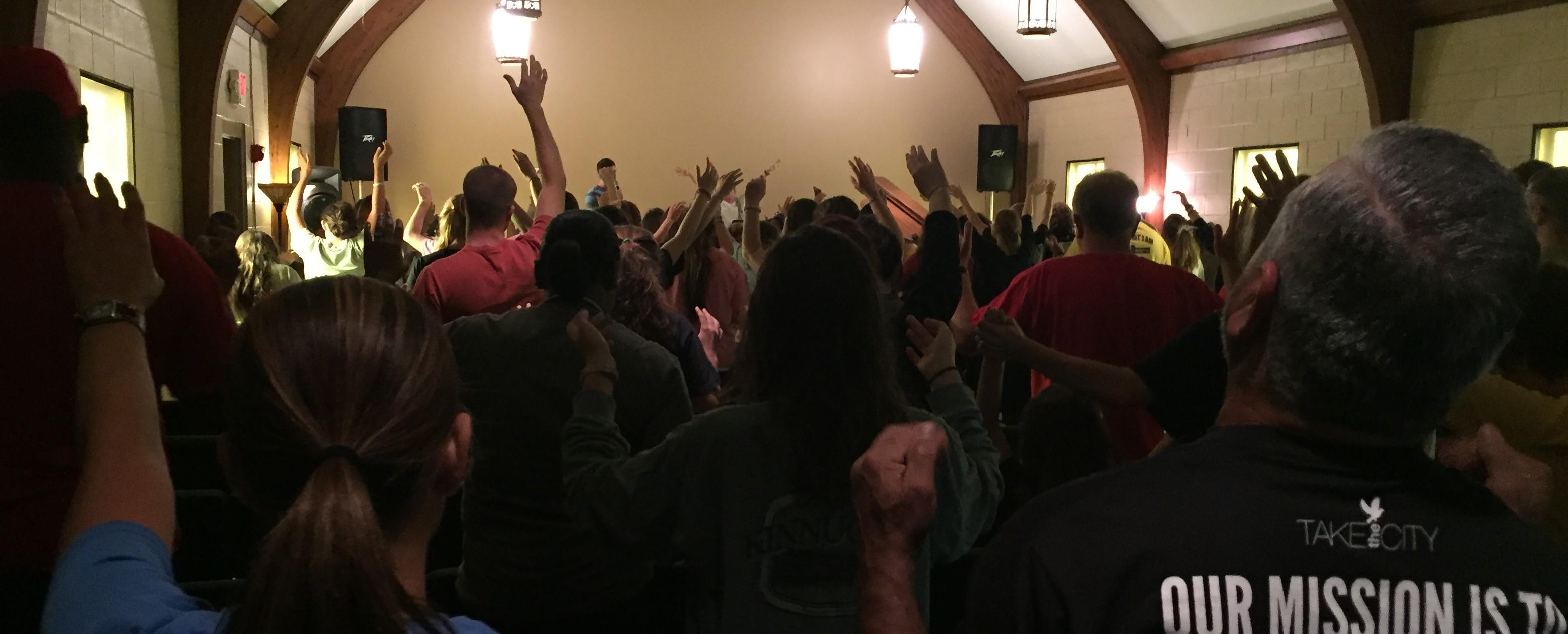 outreach evangelism