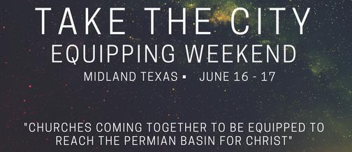 take the city Midland Texas