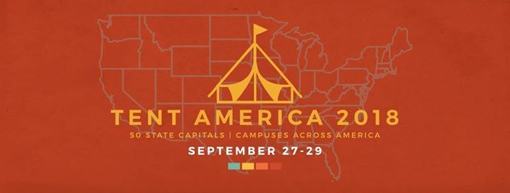 Testimonies from Tent America!