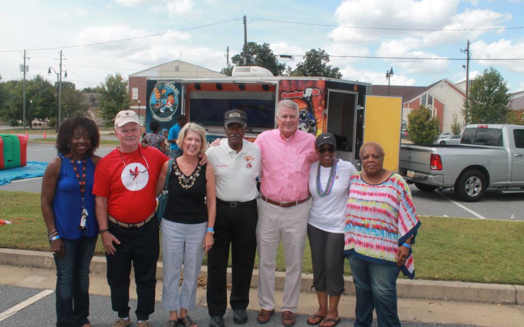 Friendship Baptist Church  Community Outreach
