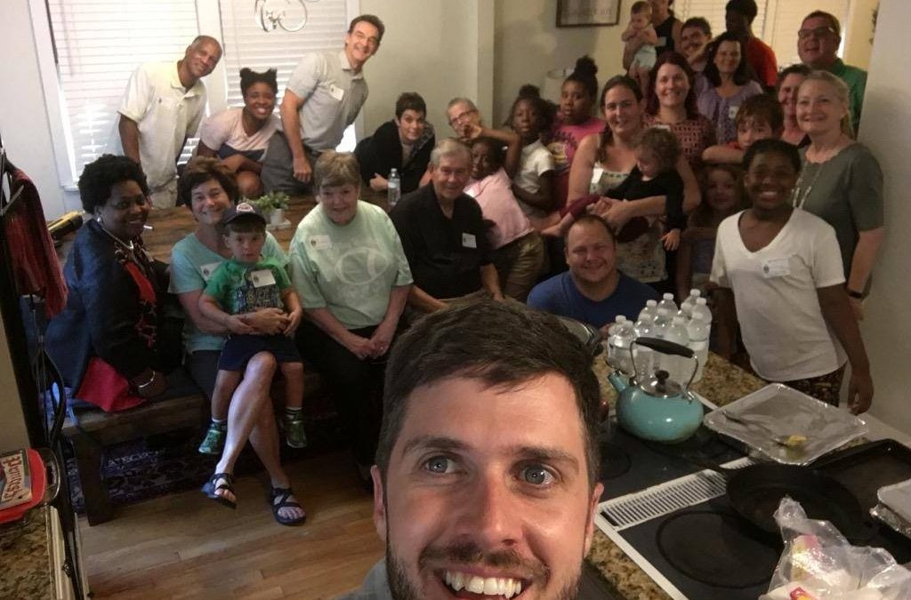 Bradley Circle Community Christmas Party