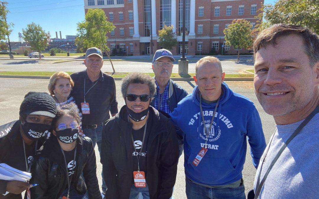 New Outreach Team in Phenix City