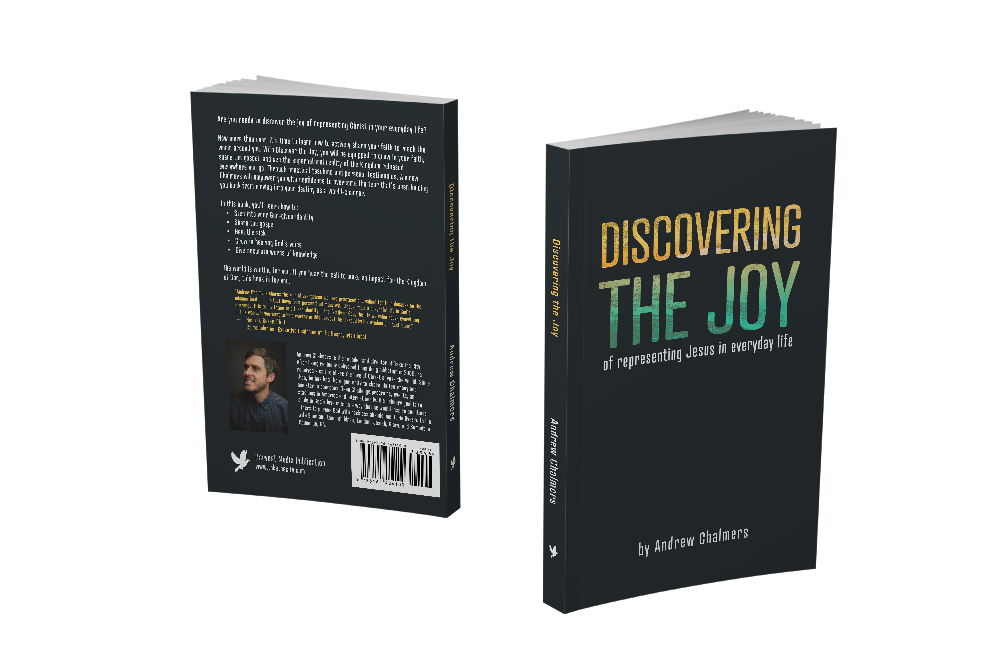 discovering the joy book by andrew chalmers